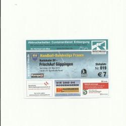 handball karte